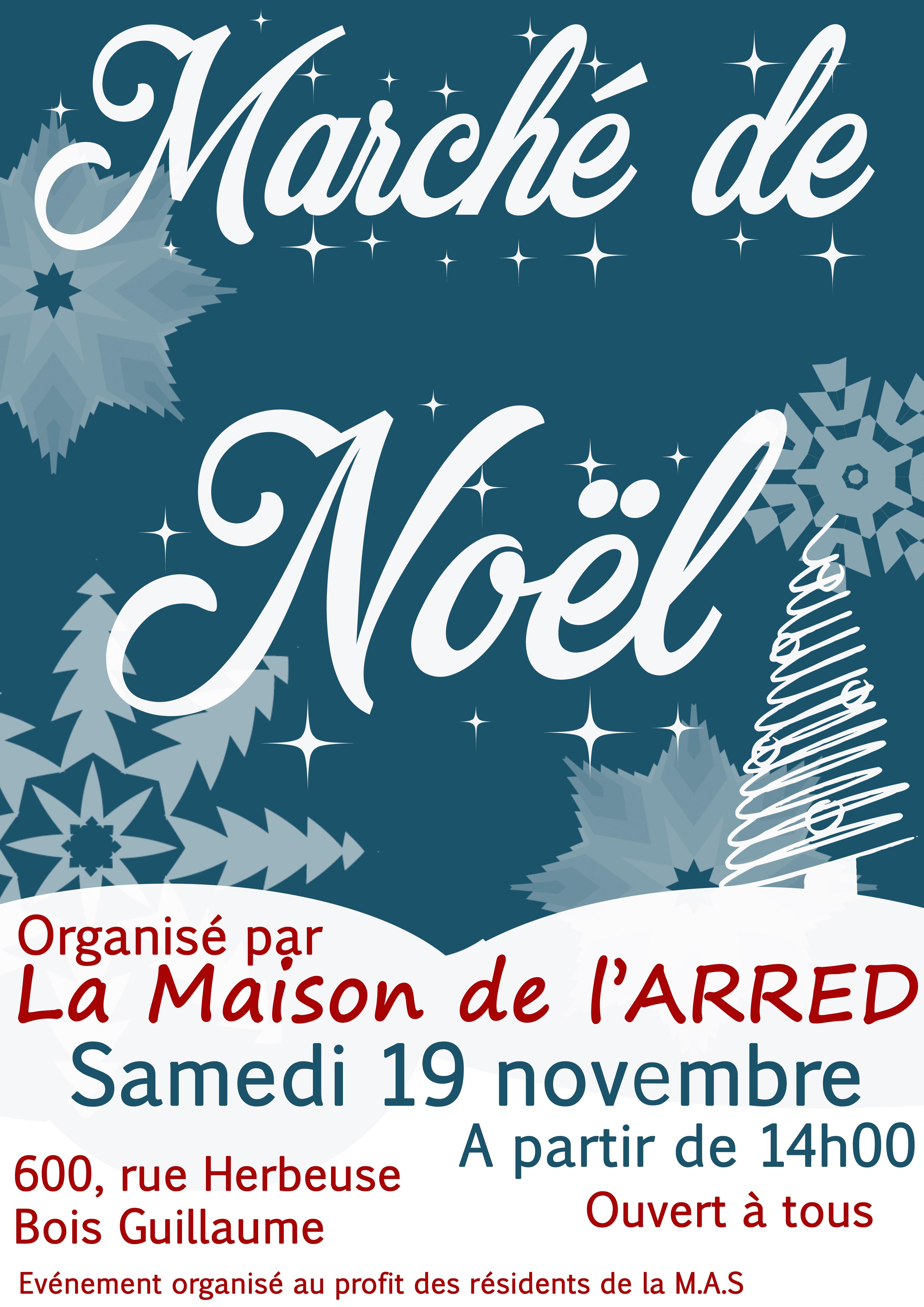 affiche-marche-de-noel-du-19-11-2016